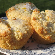 Rich Lemon Muffins