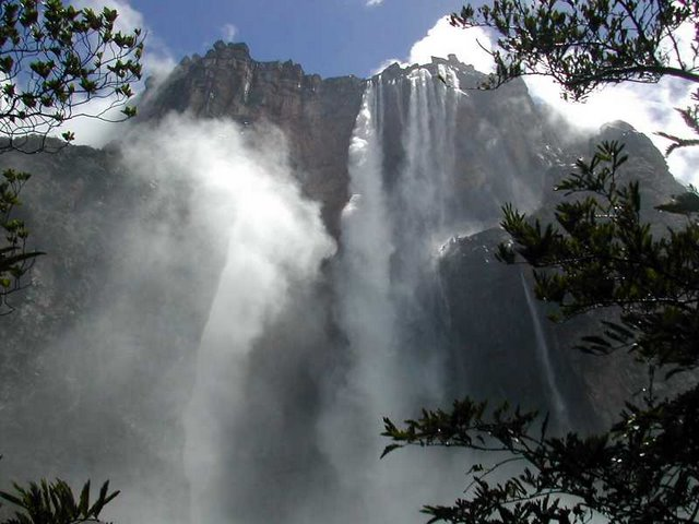 angel%20falls Top 10 Highest Waterfalls in the World