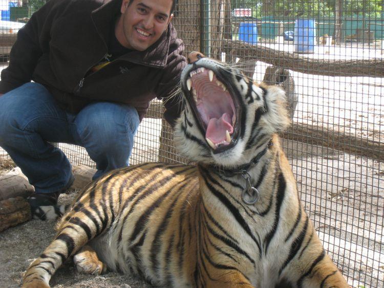 zoo 10 Lujan Zoo, Argentina
