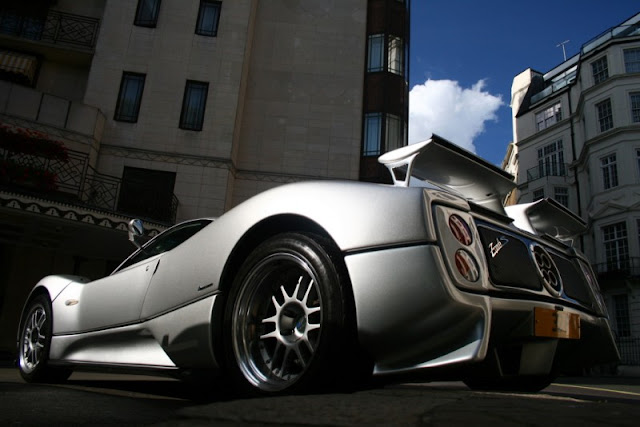 pagani1 Most Expensive Supercars: Exotic Showcase