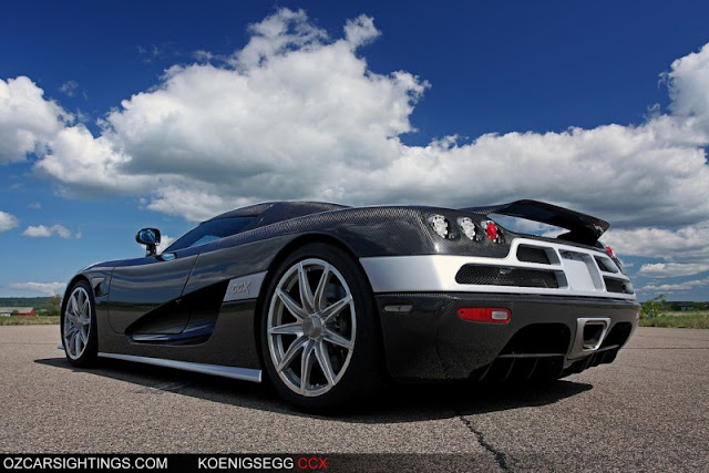 koenig3 Most Expensive Supercars: Exotic Showcase