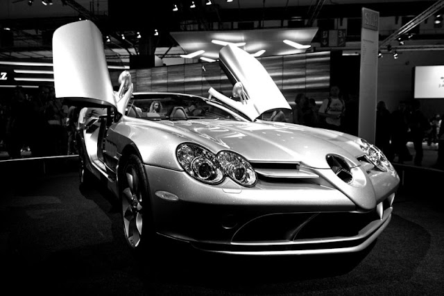 mercedes1 Most Expensive Supercars: Exotic Showcase
