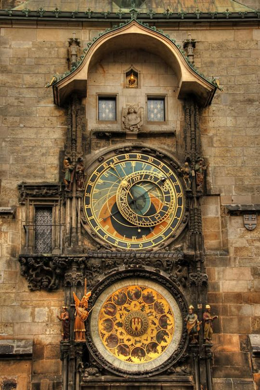 2 2 Astronomical Clocks – Literally and Metaphorically