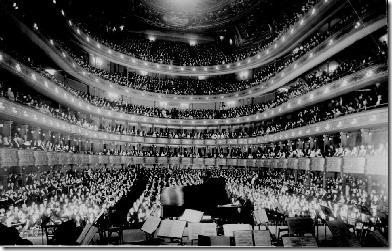 El antiguo Metropolitan Opera