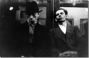 061[1]. Subway Portraits, Walker Evans (Nueva York, 1938-1941)