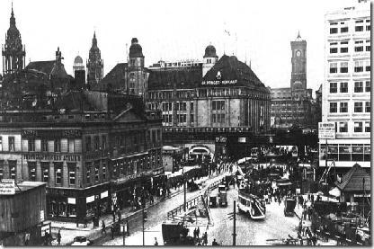 Alex en 1929