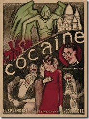 René Galliard -Cocaine 1920