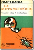 La Metamofosis