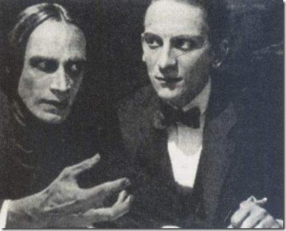 Conrad Veidt y Martin Wolfgang