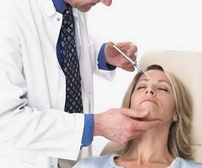 Botox Comestic Injection Procedure