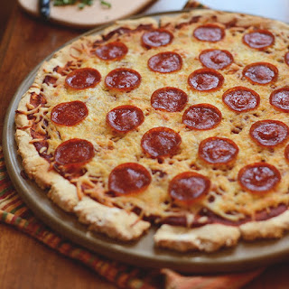 The Best Gluten Free Pizza Crust