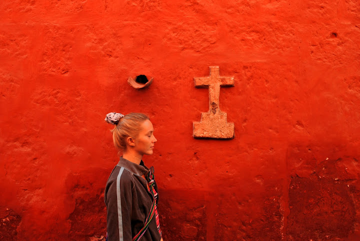 Монастырь Святой Каталины, Арекипа, Перу