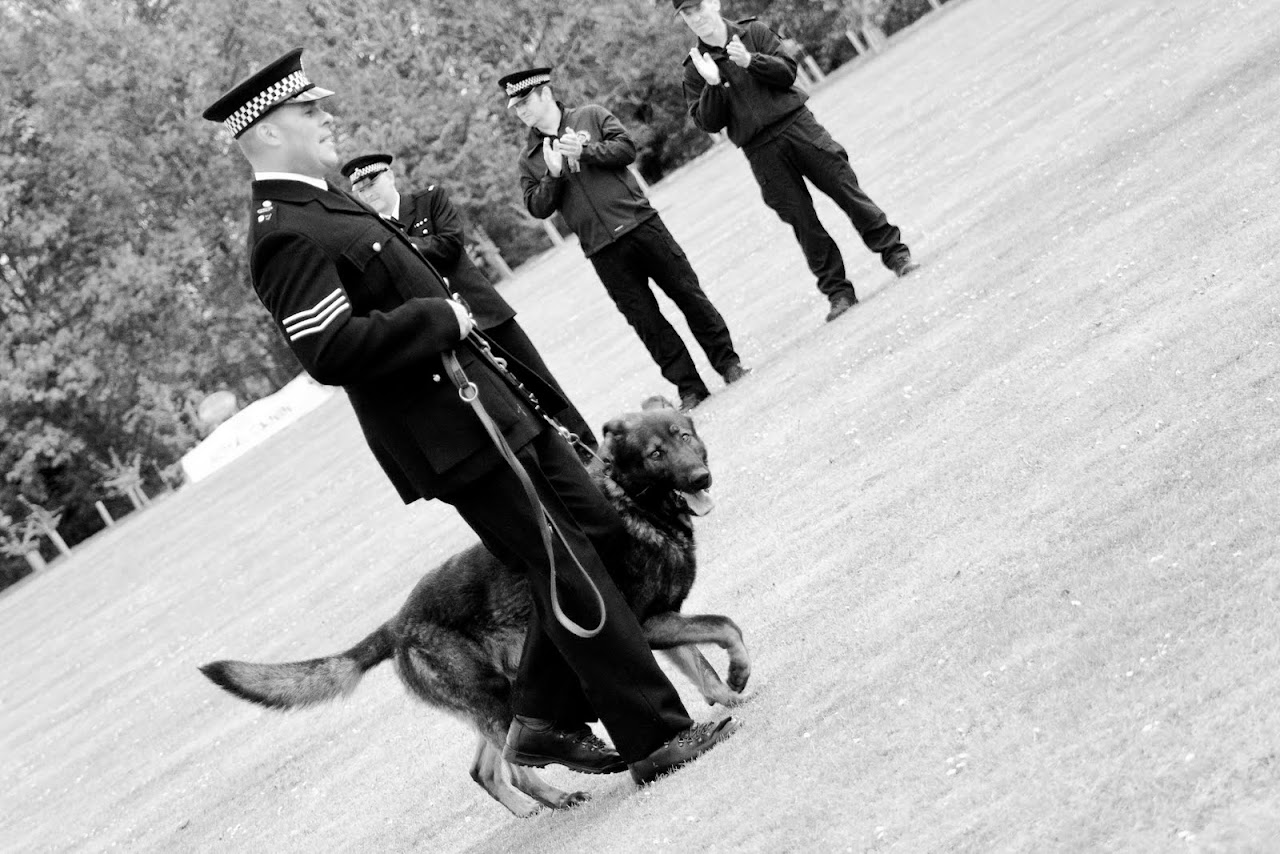 NC does Lincolnshire Police - The Trotting Dog - 48_trot