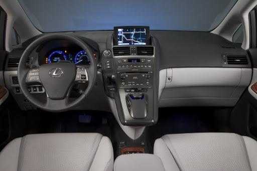 Lexus Es 2010. lexus