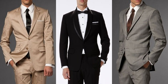 Custom Men's Suits Under $500