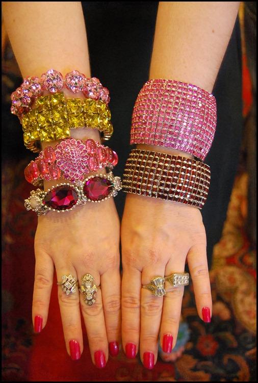bling bling bracelets