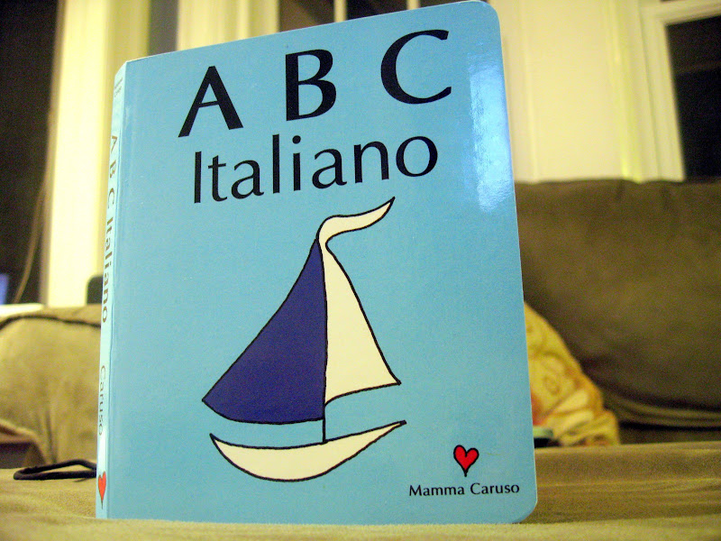 Italian Children's Book: ABC Italiano and Learning Italian