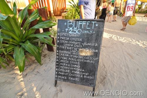 Le Soleil de Boracay Buffet