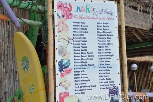 Jonah's Fruitshake Boracay07