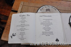 Cafe By the Ruins Menu03