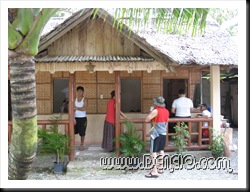 Nipa Hut Rooms
