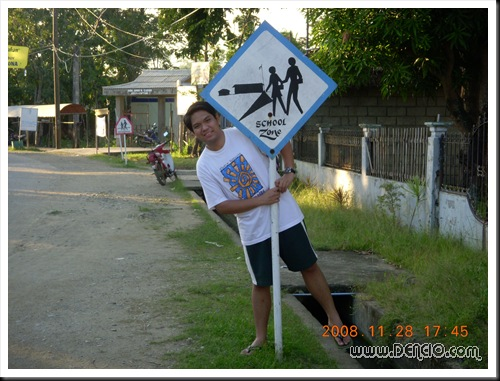 School Zone - Weird Sign?!