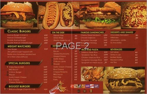 Burger Avenue 2
