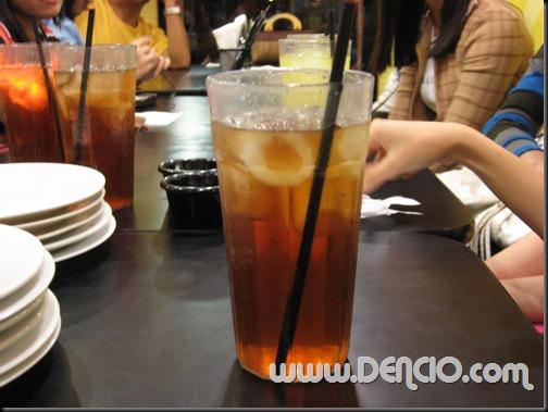 Iced tea P30