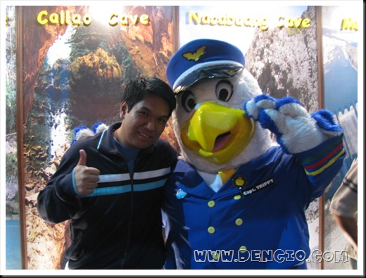 Me and Captain Trippy - Eagle Sya!