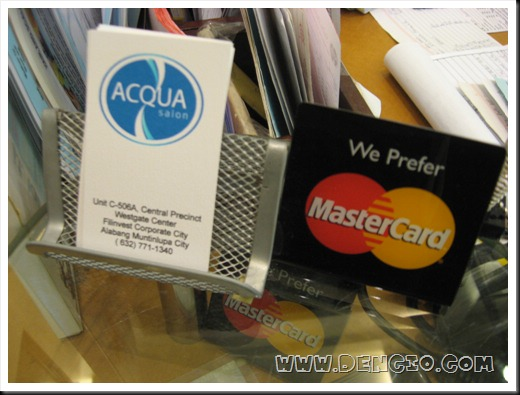 VISA/MASTERCARDS are accepted