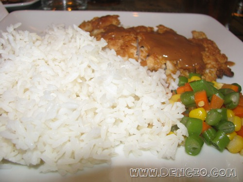 Country Fried Chicken Steak P195