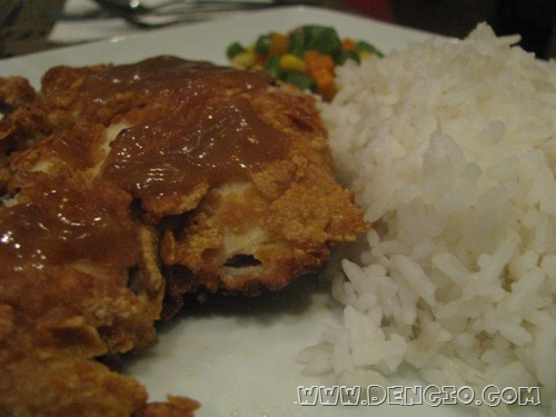 Chicken Fillet Steak