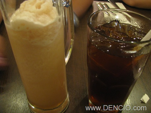 Iced Tea Shake? Hehe...
