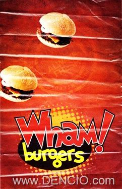 Wham Burgers Menu01