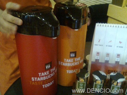 Starbucks Taste Challenge