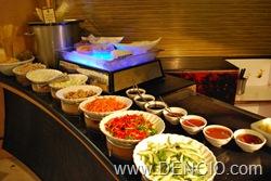 Bellevue Hotel Buffet070