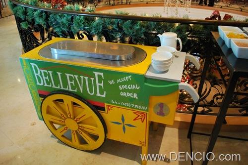Bellevue Hotel Buffet080