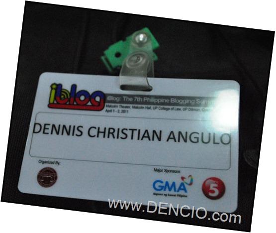 iBlog ID