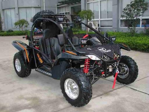 800cc 1100cc Kinroad Dune Buggy Go Cart Black