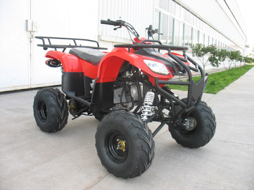 150cc Auto Farm Quad Bike with Towbar