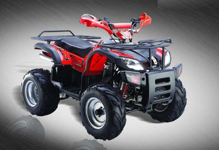 Red250FarmQuadATV