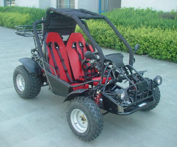 kandi 250cc off road buggy