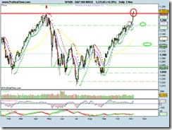 S&P 500 INDEX061110