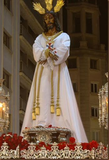 semana santa malaga 2010 jesus cautivo. quot;Jesús Cautivoquot; - Lunes Santo
