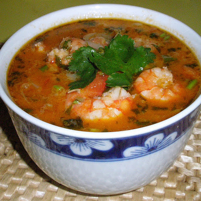 Prawn Laksa – an interpretation