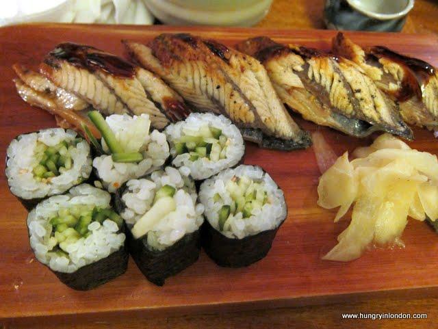 KYOTO SUSHI (Soho)