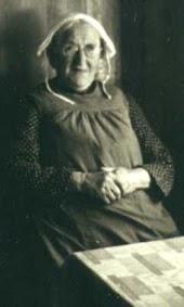Dit is de vrouw van Opa Kasteleijns