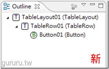 Android ADT 介面設計