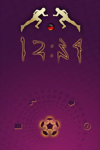 Football EM 2012 Theme Locker