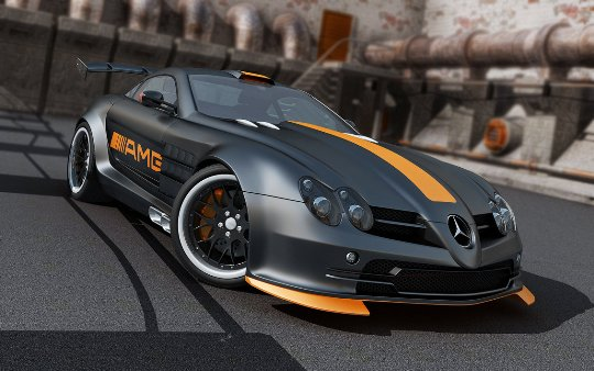 Vehicle Renders 6 in 50 Stunning 3D Car Renders